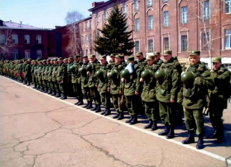 Воинская часть 55433