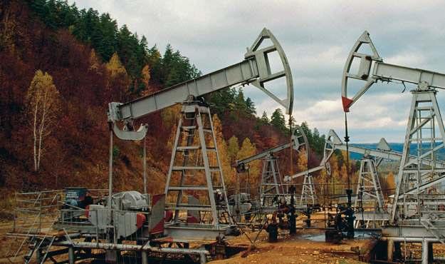 Российская нефтяная отрасль