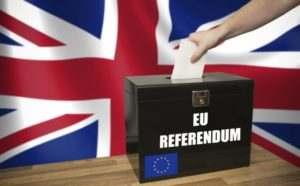 Результаты референдума о выходе Великобритании из Евросоюза