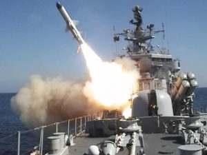 Высокоточное оружие в Сирии