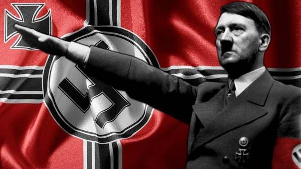 фюрер Адольф Гитлер