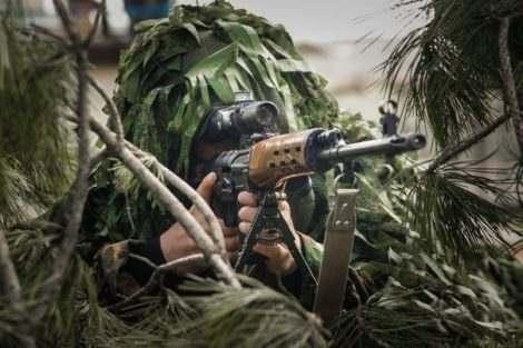 Снайперская подготовка
