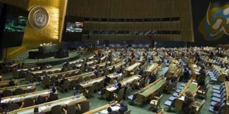 Исключить Россию из СПЧ ООН