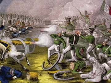 Причины американо-мексиканской войны