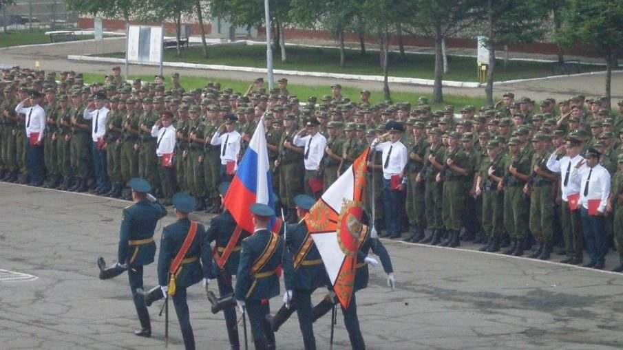 Воинская часть 30632