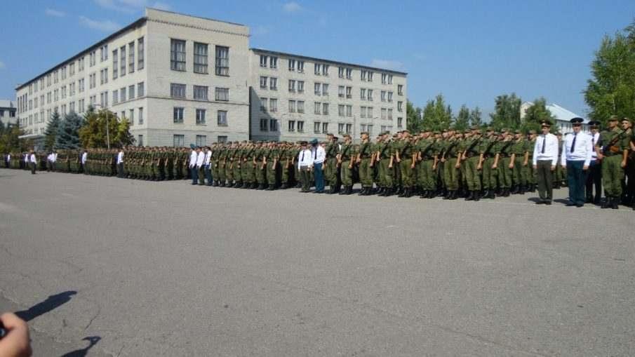 Воинская часть 42731