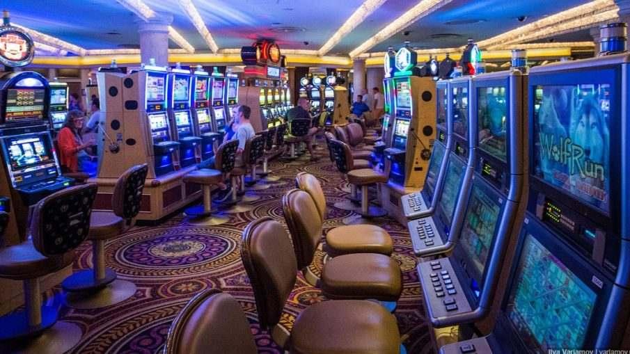 Игровой зал бесплатных игровых автоматов