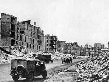 Киев в период великой отечественной войны