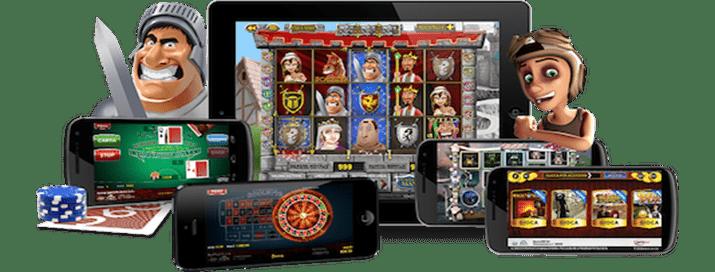 Популярные игровые автоматы