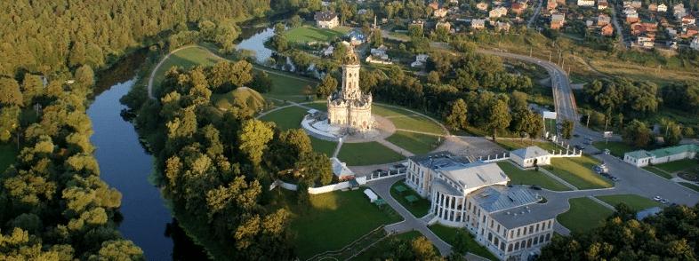 Усадьба Дубровицы в Подольске