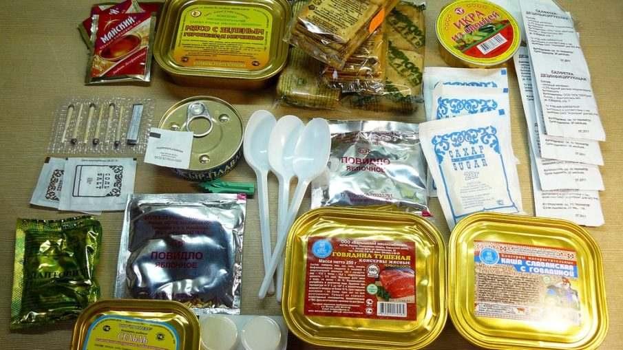 индивидуальный рацион питания