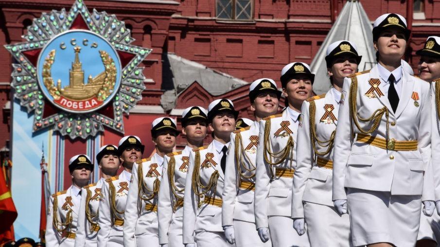 Список военных праздников в России