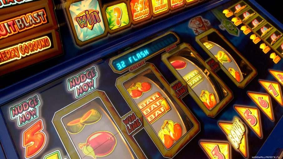 Игровые автоматы от мировых разработчиков