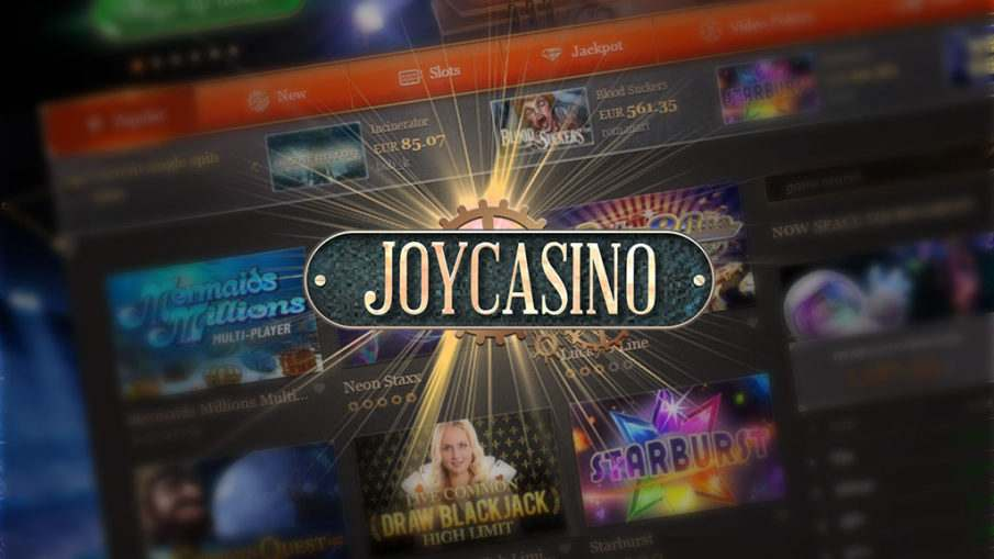 Игровые автоматы от популярного клуба Джойказино