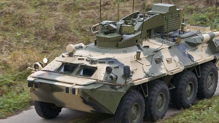 Какую технику получит армия России в 2020 году