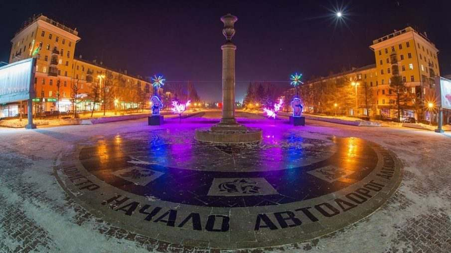 Воинские части города Барнаула