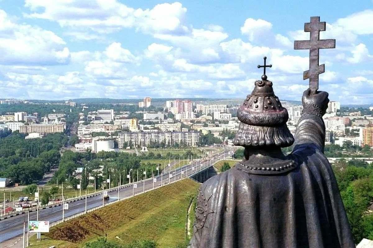 Воинские части города Белгорода