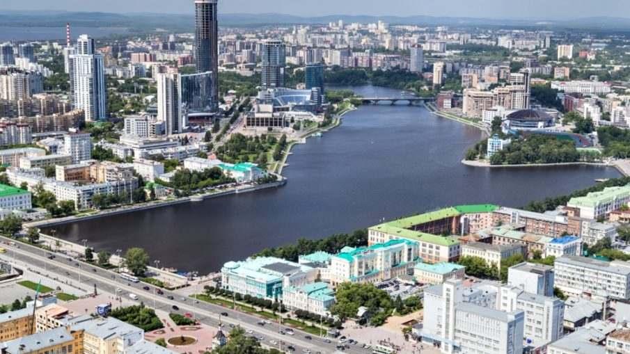 Воинские части города Екатеринбурга