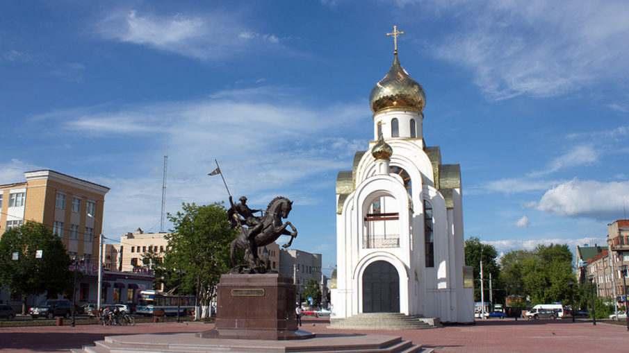 Воинские части города Иваново