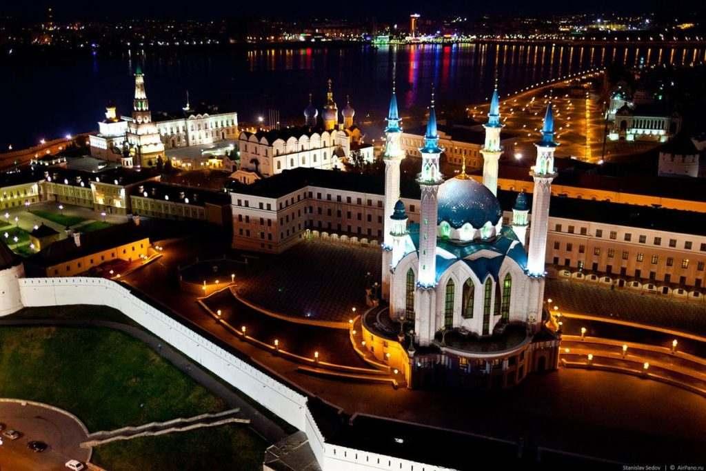 Воинские части города Казани