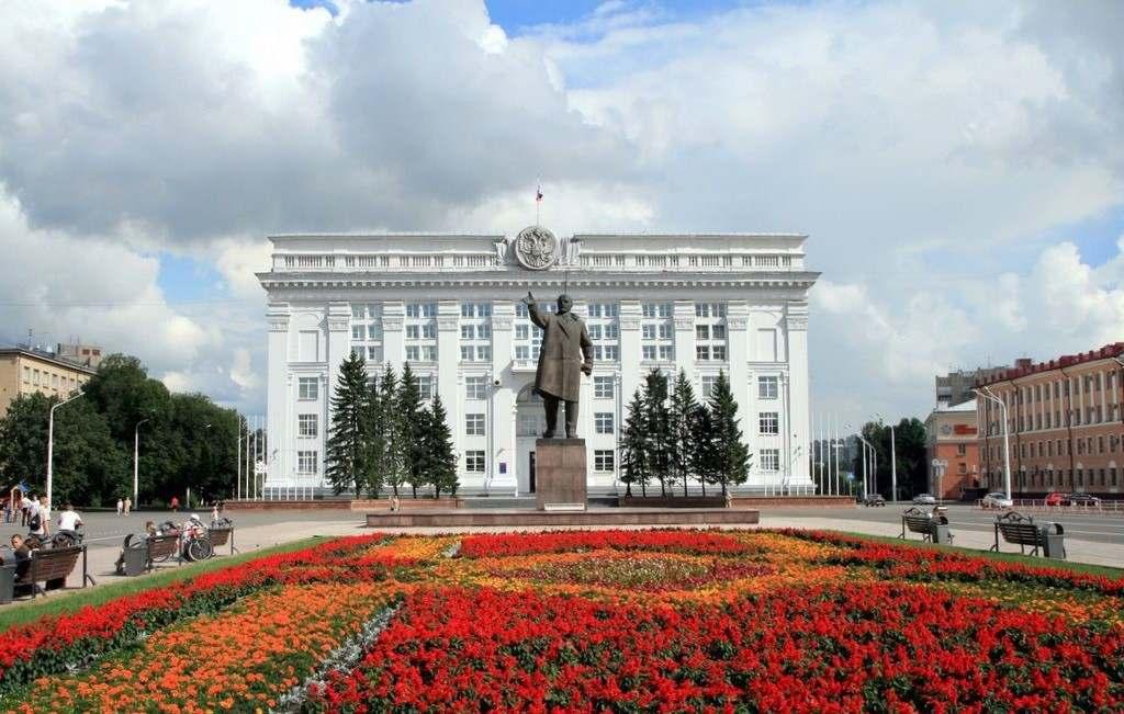 Воинские части города Кемерово