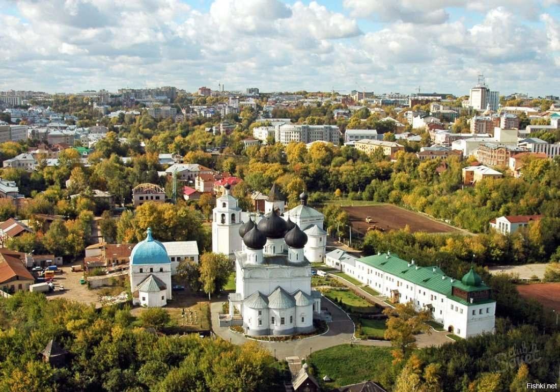 Воинские части города Кирова