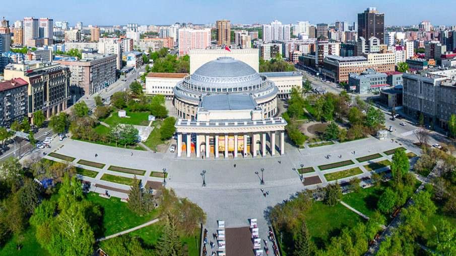 Воинские части города Новосибирска