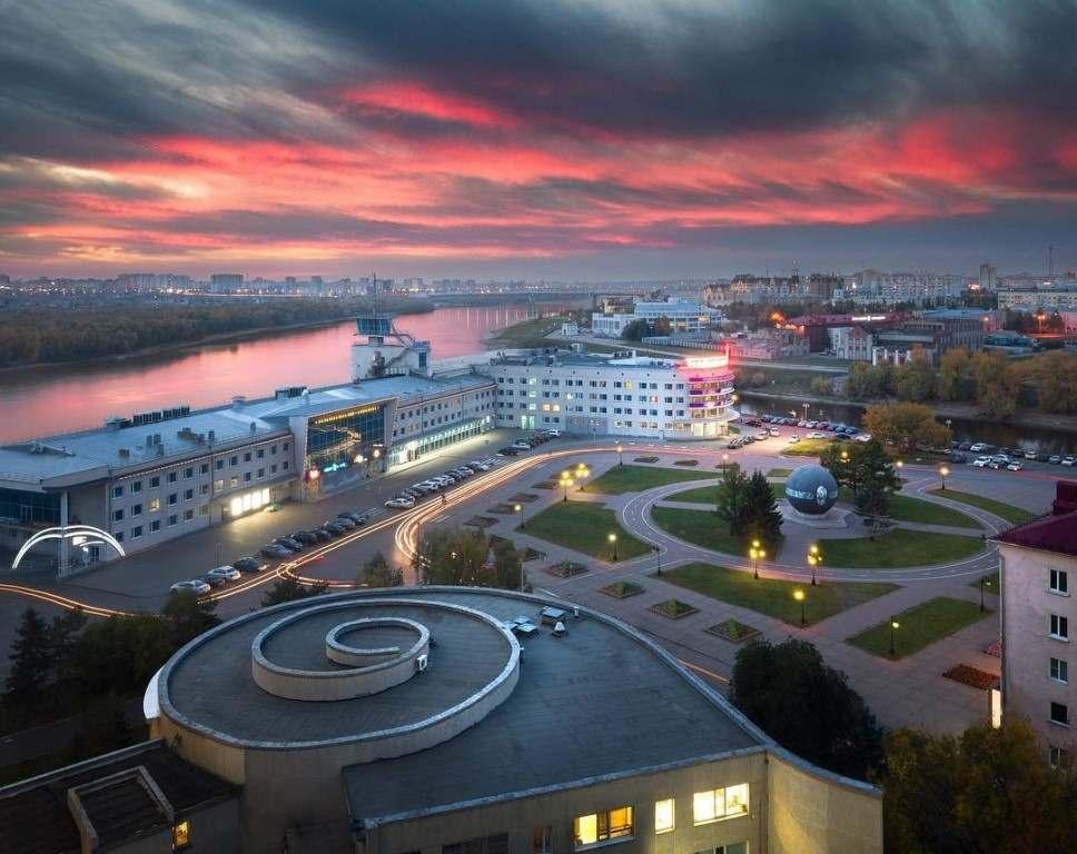 Воинские части города Омска