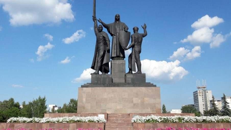 Воинские части города Перми