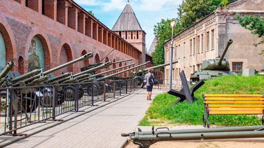 Воинские части города Смоленска