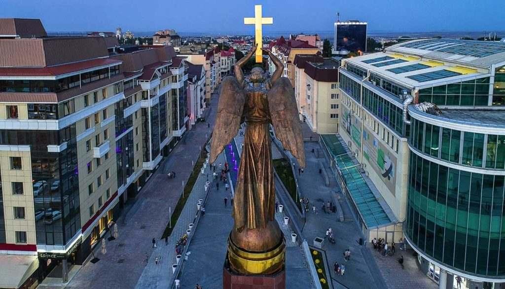 Воинские части города Ставрополя