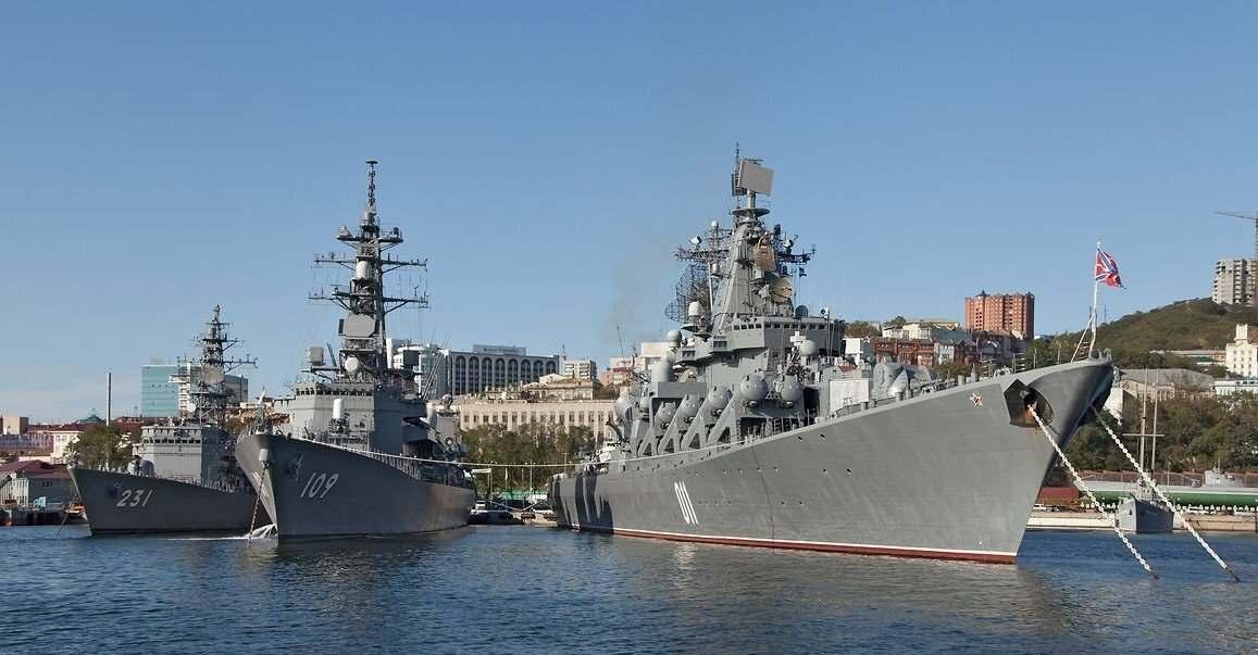 Воинские части города Владивостока