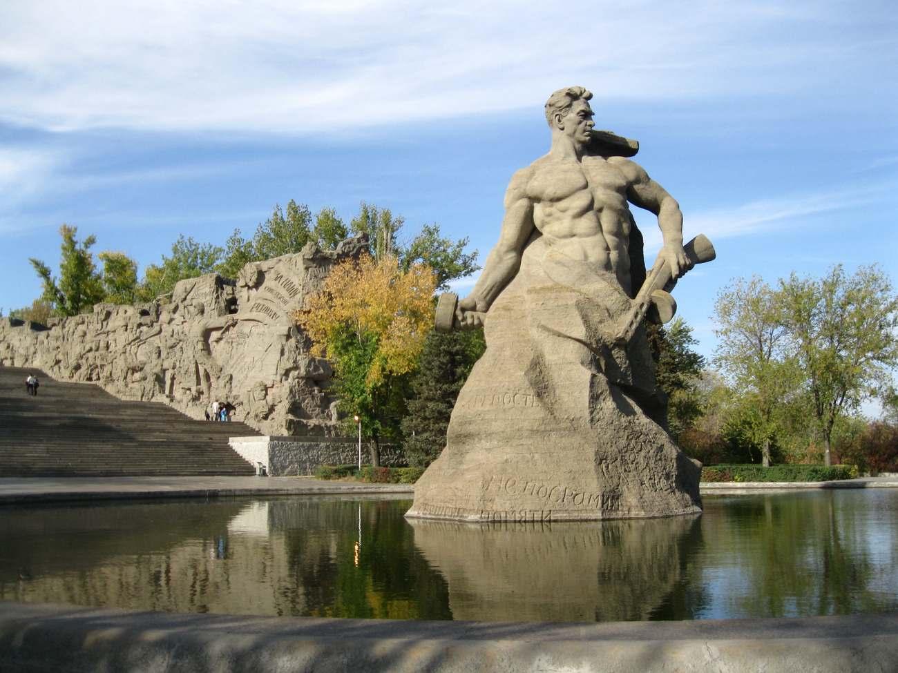 Воинские части города Волгограда