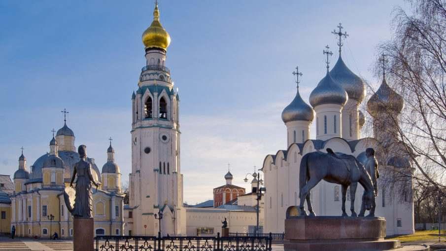 Воинские части города Вологда