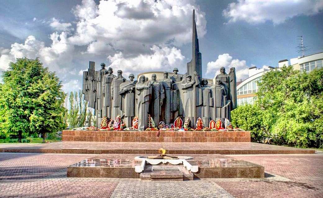 Воинские части города Воронежа
