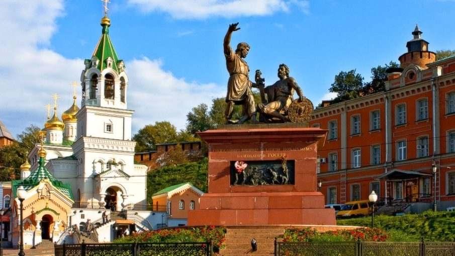 Воинские части Нижнего Новгорода