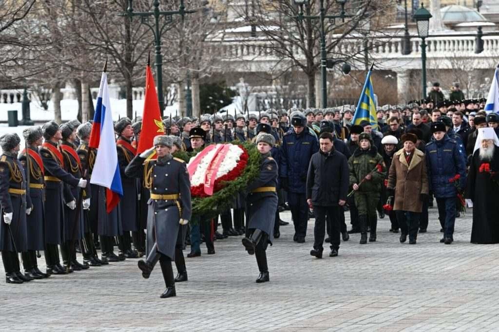 23 февраля - День защитника Отечества в России