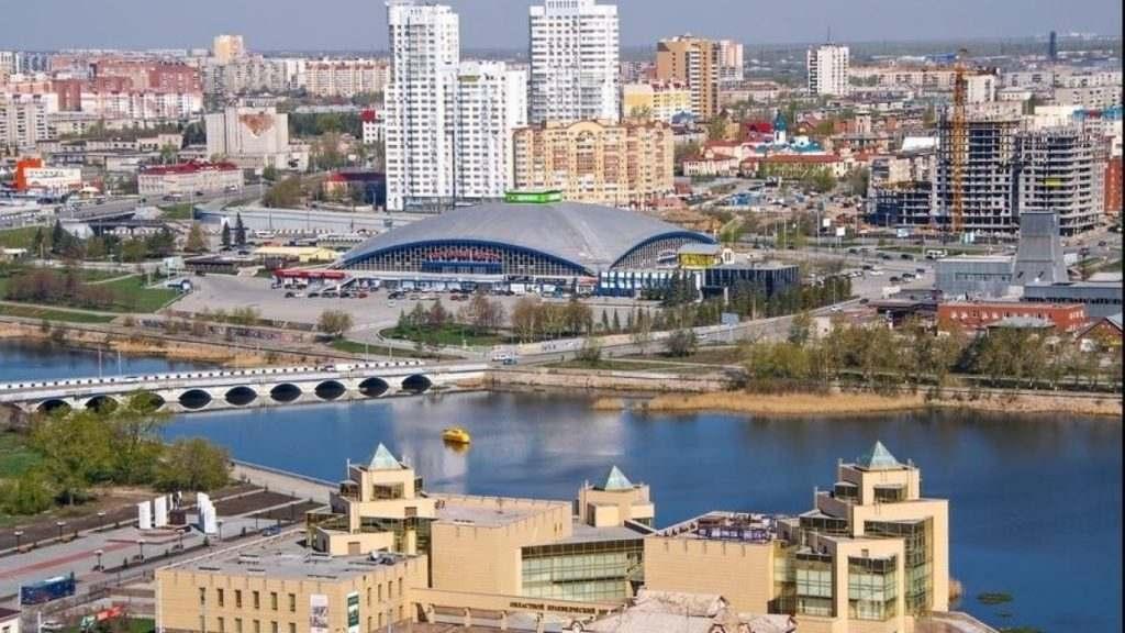 Воинские части города Челябинска