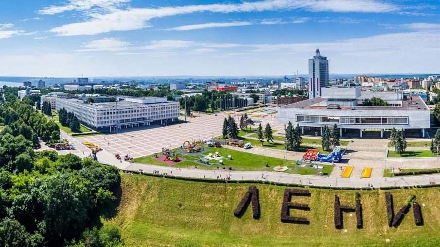 Воинские части города Ульяновска
