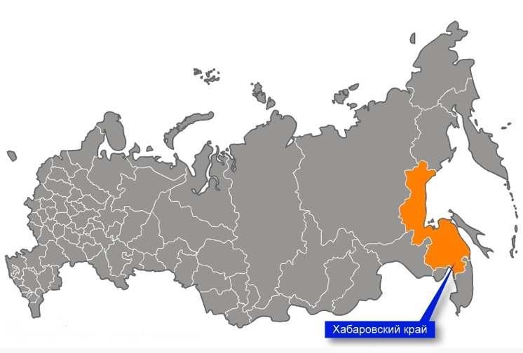 Воинские части города Хабаровска