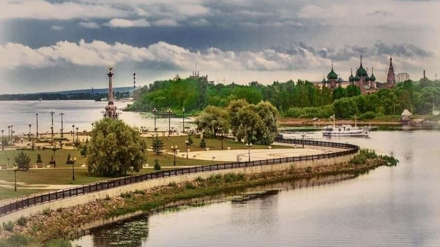Воинские части города Ярославля