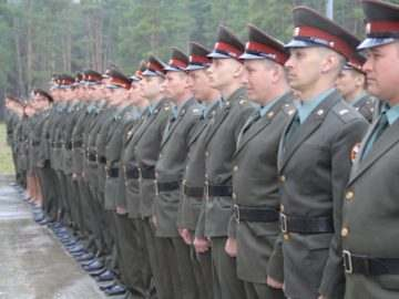 Воинская часть 3527