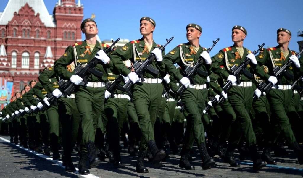 7 мая - День создания Вооружённых Сил РФ