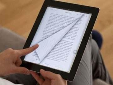 Чтение электронных книг