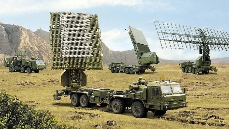 День Радиотехнических войск ВКС России