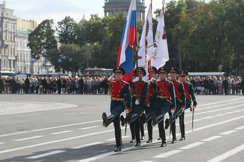День Российской Гвардии