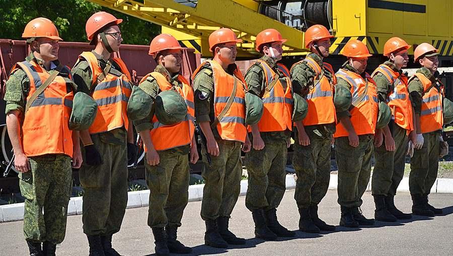 День военного строителя